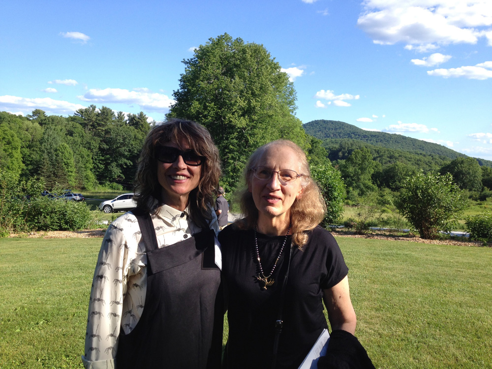 Nancy & Laurie Feinberg